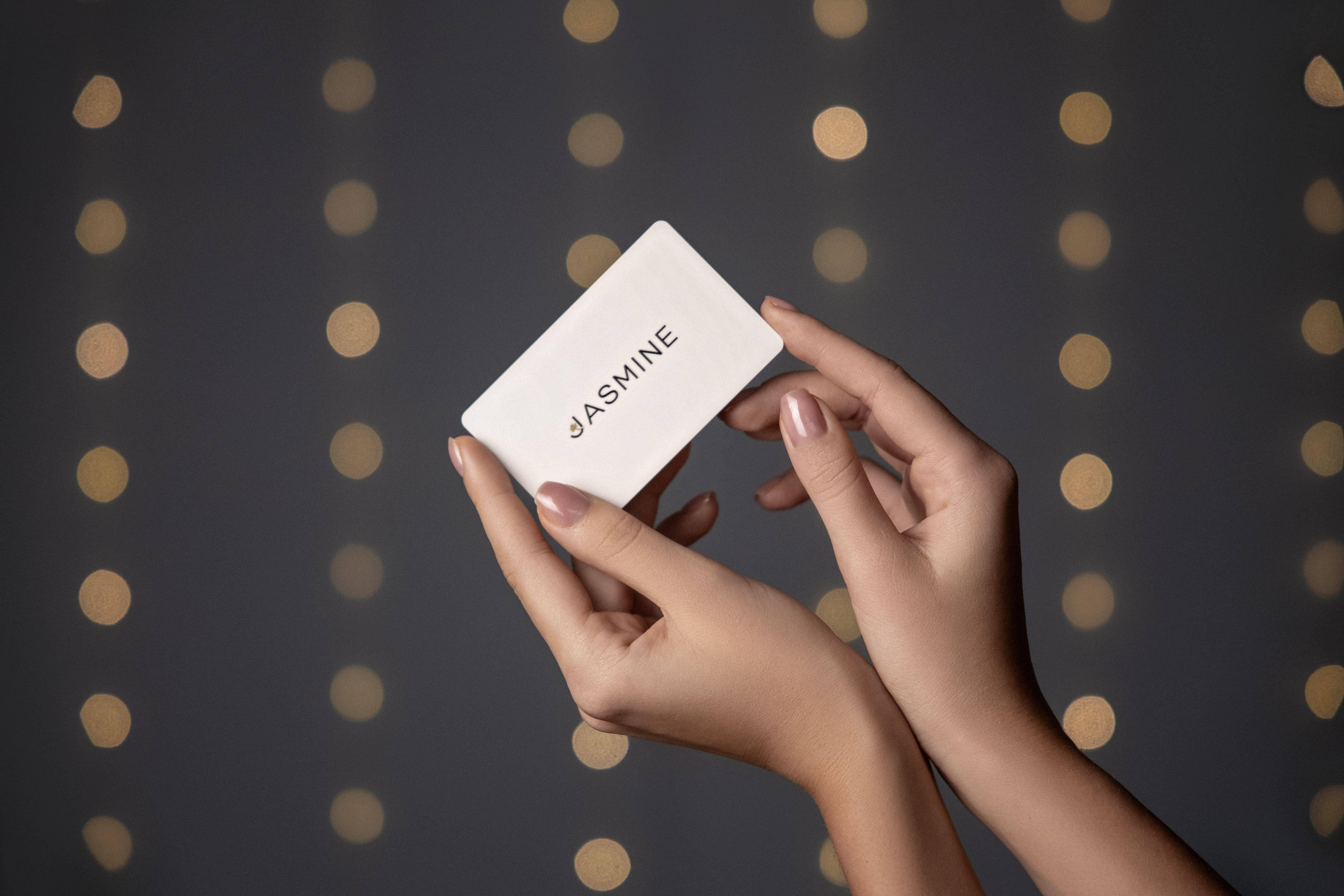 Подарочный сертификат/карта на нижнее белье Jasmine