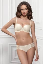 Moulded bra TOJA, color: whisper white — preview