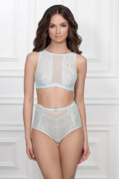 Soft bra JECE, color: light blue — preview