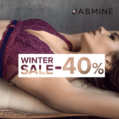 WINTER SALE GAINS MOMENTUM: MORE & MORE MODELS WITH A 40%OFF!