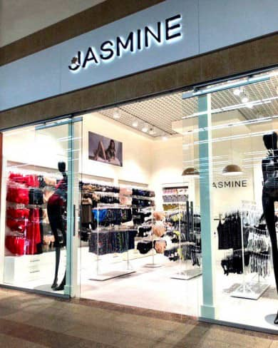 JASMINE UPDATED STORE WAS OPENED IN LUTSK