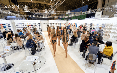 JASMINE PRESENTED SPRING COLLECTION AT THE EXHIBITION KYIV FASHION 2019