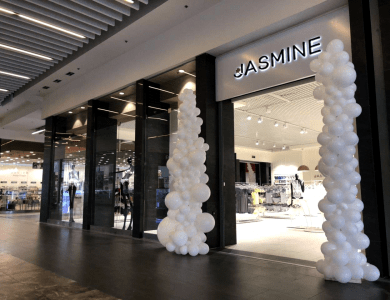NEW JASMINE STORE IN LUTSK