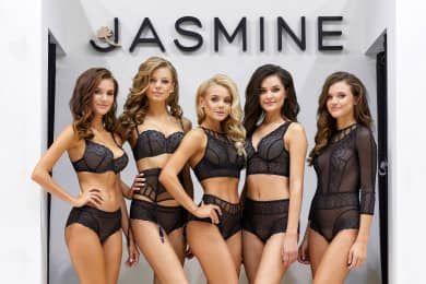 JASMINE PRESENTED A NEW COLLECTION of FW' 2019-2020 SEASON